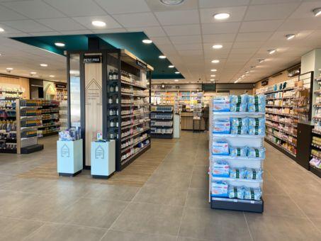 Pharmacie Brunin,Villeneuve de Berg